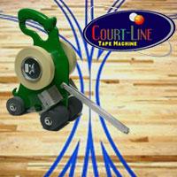 Court-Line Tape Machine